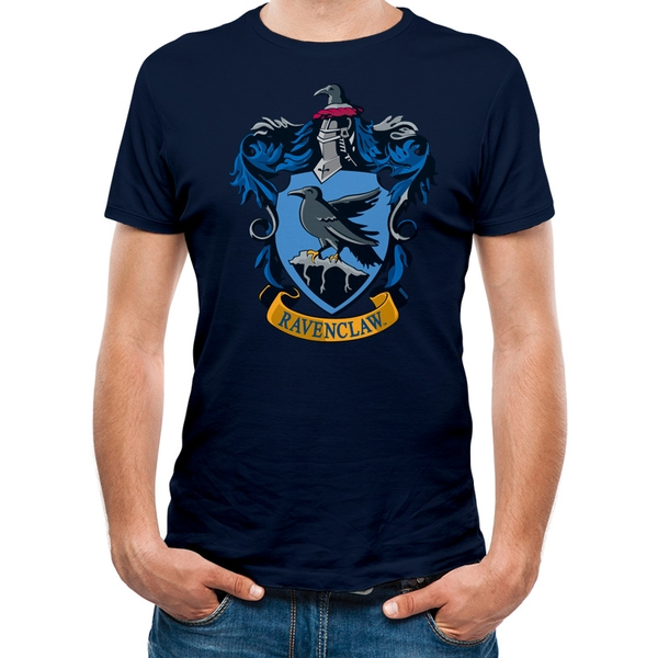 8cc5dcf63 Hey! Stay with us... Harry Potter - Ravenclaw Crest Men's Large T-Shirt ...