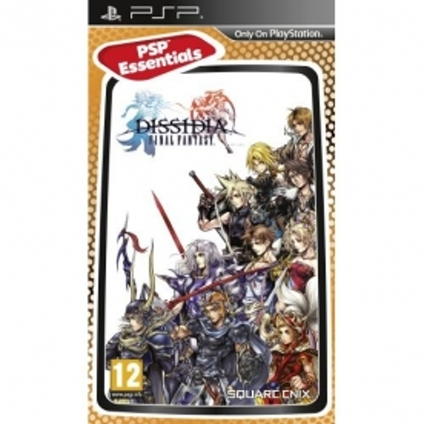 Dissidia Final Fantasy Game (Essentials) PSP - Image 1