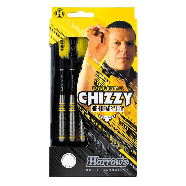 Harrows Chizzy Alloy Darts - 22g