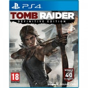 Ex-Display Tomb Raider Definitive Edition Game PS4 Used - Like New