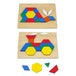 Melissa & Doug Pattern Blocks and Boards (10029) - Image 3