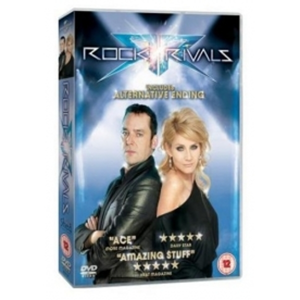 Rock Rivals: Series 1 DVD