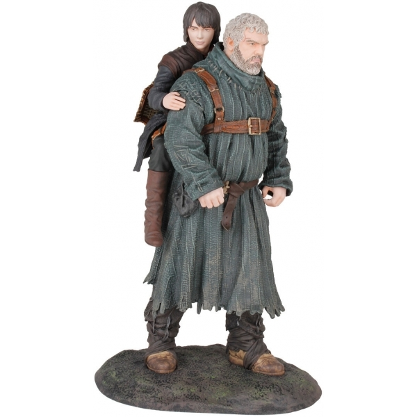 Hodor and Bran (Game of Thrones) Figure
