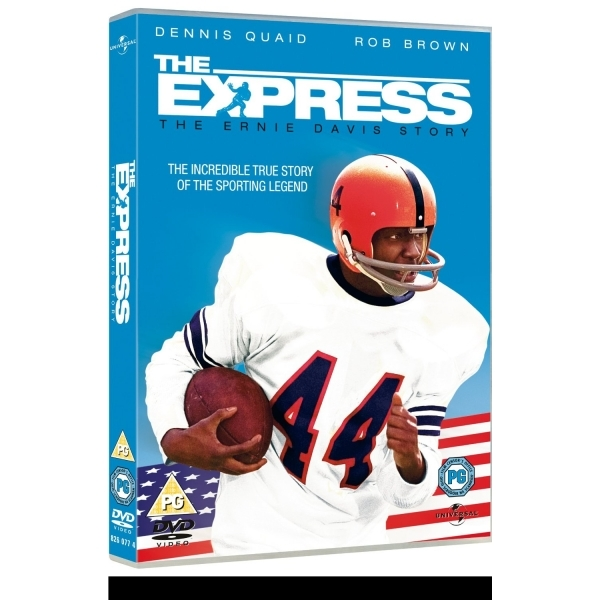 The Express DVD