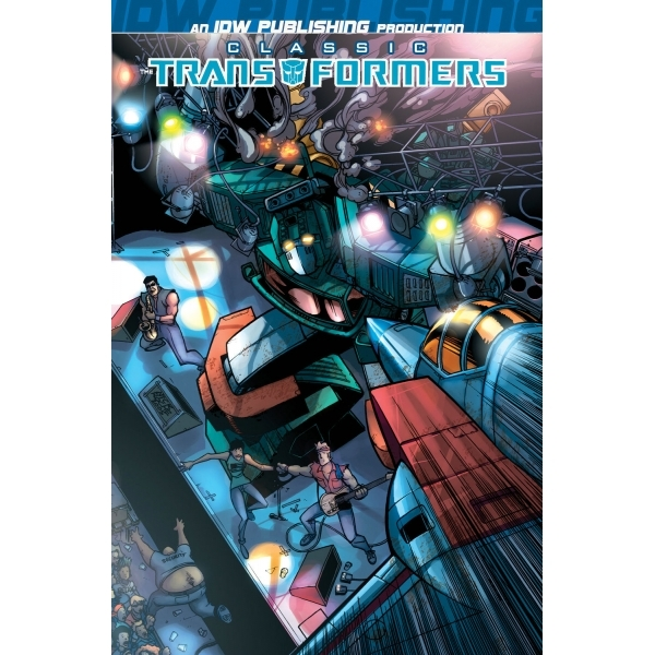 Classic Transformers Volume 2