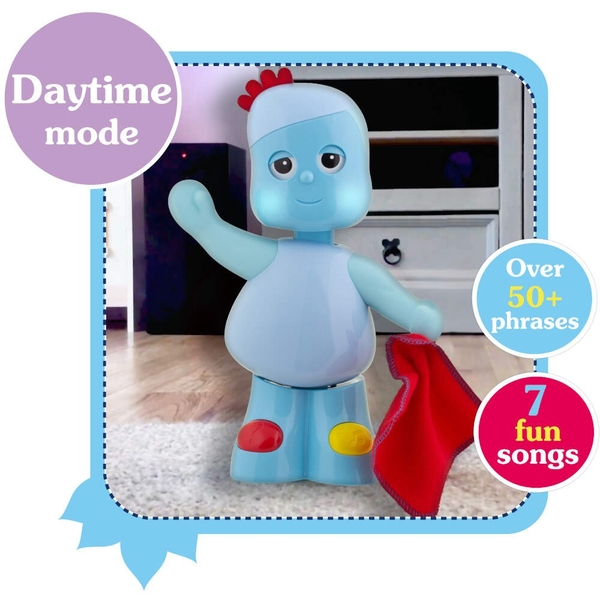 In the Night Garden Musical Activity Iggle Piggle