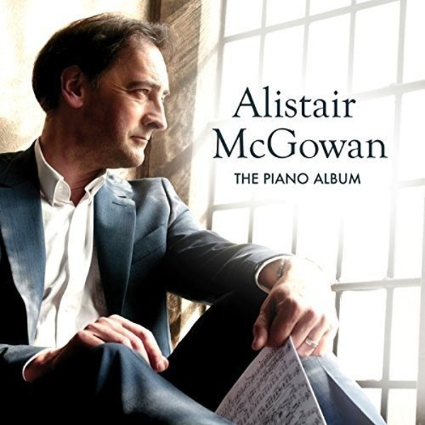Alistair Mcgowan - The Piano Album CD
