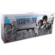 Resident Evil The Darkside Chronicles & Zapper Gun Wii