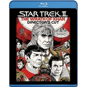Star Trek 2 - The Wrath Of Khan (Director's Cut) Blu-ray