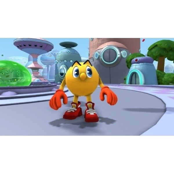 Pac-Man And The Ghostly Adventures Game 3DS - Image 3