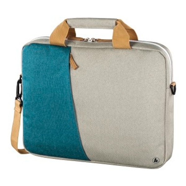 Hama 00185618 Laptop Bag 14.1 Inches Petrol/Grey