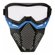 Nerf (Blue) Rival Precision Battling Face Mask