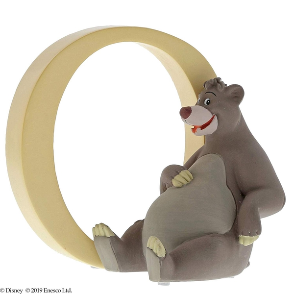 Baloo (The Jungle Book) Letter O