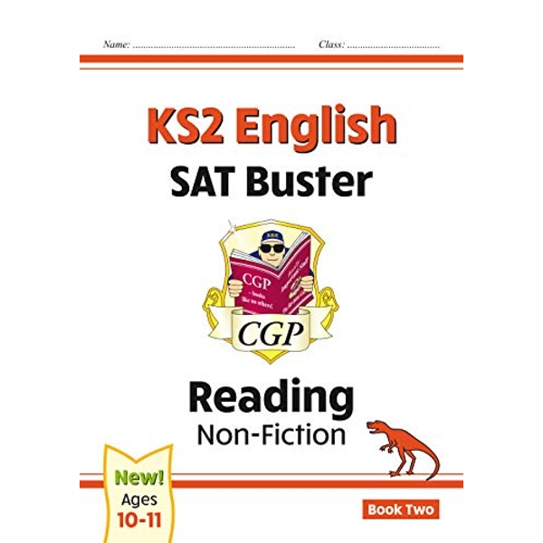 New KS2 English Reading SAT Buster: Non-Fiction - Book 2 (for the 2021 tests)  Paperback / softback 2018