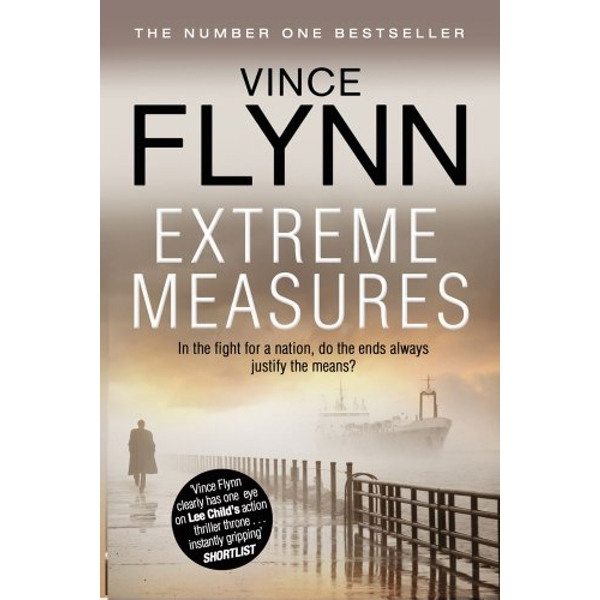 Extreme Measures by Vince Flynn (Paperback, 2012)