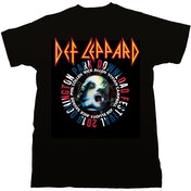 Def Leppard - Download Fest 2019 Men's X-Large T-Shirt - Black