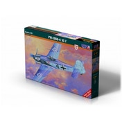 Focke-Wulf Fw-190 A-4 1:72 Model Kit