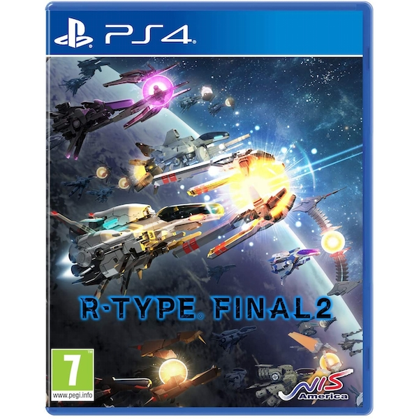 R-Type Final 2 Inaugural Flight Edition PS4 Game
