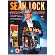 Sean Lock: The Stand-Up Collection DVD