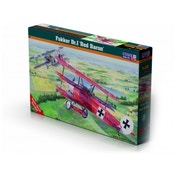 Fokker Dr.I - Red Baron 1:48 Model Kit