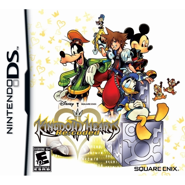 Kingdom Hearts Recoded Game DS