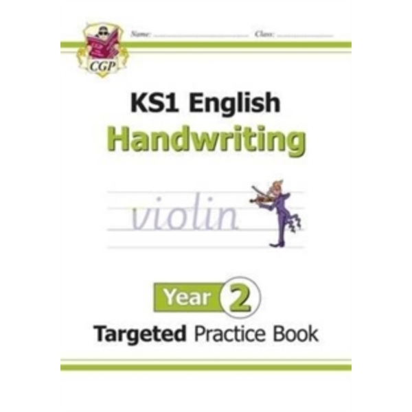 New KS1 English Targeted Practice Book: Handwriting - Year 2 by CGP Books (Paperback, 2016)