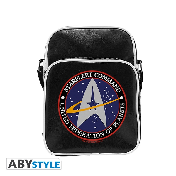 Star Trek - Starfleet- Vinyl Small Messenger Bag