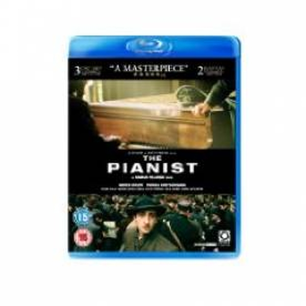 The Pianist Blu-Ray