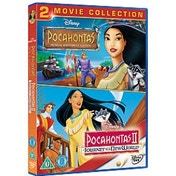 Pocahontas Collection Pocahontas & Pocahontas 2 Journey To A New World DVD