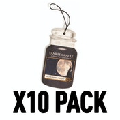 Midsummers Night (Pack Of 10) Yankee Candle Car Jar Air Freshener