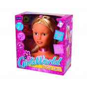 Girl's World Bead and Style Head