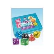 Ex-Display My Little Pony: Tails of Equestria - Earth Pony Dice Set Board Game Used - Like New