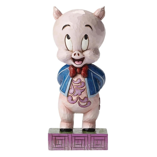 It's Porky (Porky Pig) Figurine