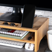 Bamboo Monitor Stand 2 Tier | M&W - Image 6