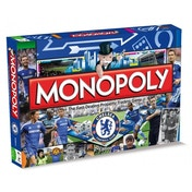 Chelsea Football Club Monopoly Board Game