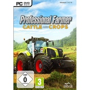 Professional Farmer Cattle and Crops PC Code in Box