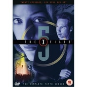 The X Files: Season 5 DVD