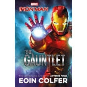 Marvel Iron Man: The Gauntlet by Eoin Colfer (Paperback, 2016)