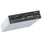 Akasa ICR-14 USB3.0 SuperSpeed Internal Card Reader with USB3.0 Port