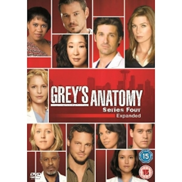 Grey's Anatomy - Complete Series 4