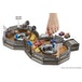 Disney Pixar Cars Mini Racers Crank and Crash Derby Playset with Mini Lightning McQueen Toy Car - Image 7