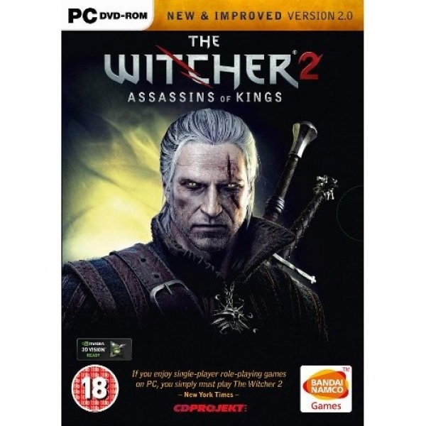 The Witcher 2 Assassins Of Kings Version 2 Game PC