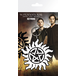 Supernatural Anti Possession Symbol Key Ring - Image 2