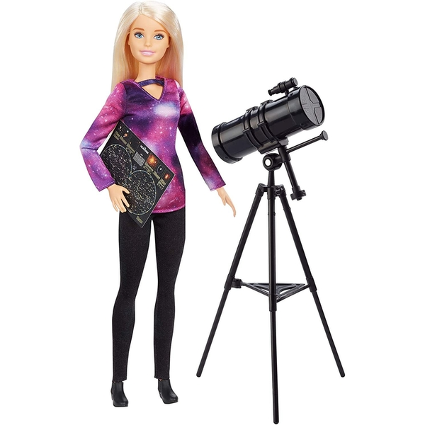 Barbie National Geographic Astrophysicist