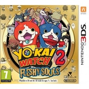 Yo-Kai Watch 2 Fleshy Souls 3DS Game