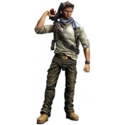 Uncharted 3 Nathan Drake Play Arts Kai Action Figure