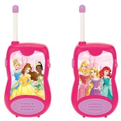 Lexibook TW12DP Disney Princess Walkie-Talkies