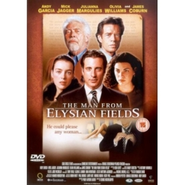 The Man from Elysians Fields DVD