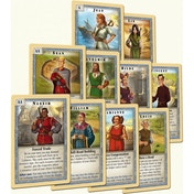Ex-Display Catan Scenarios Helpers of Catan Expansion Used - Like New