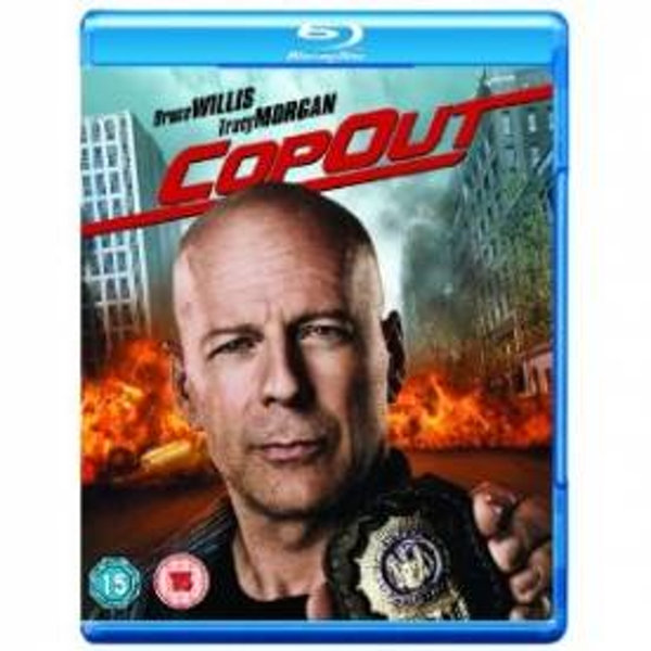 Cop Out 2010 Blu-Ray - Image 1